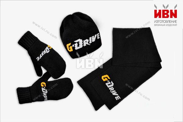 Комплект с логотипом G-Drive