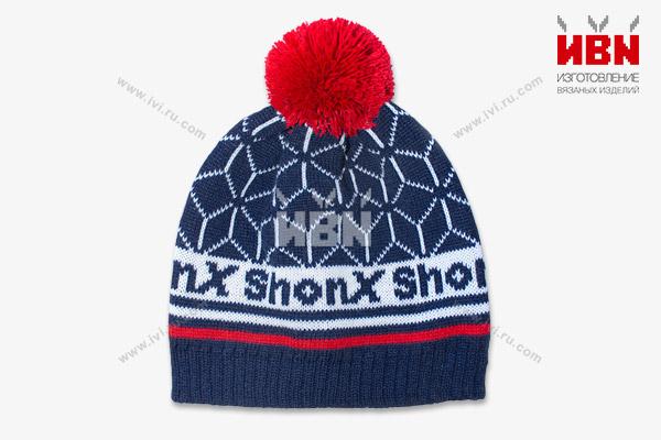Шапка с логотипом ShonX