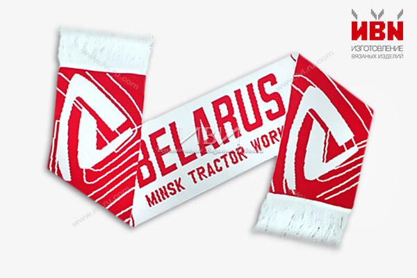 Шарф с логотипом BELARUS
