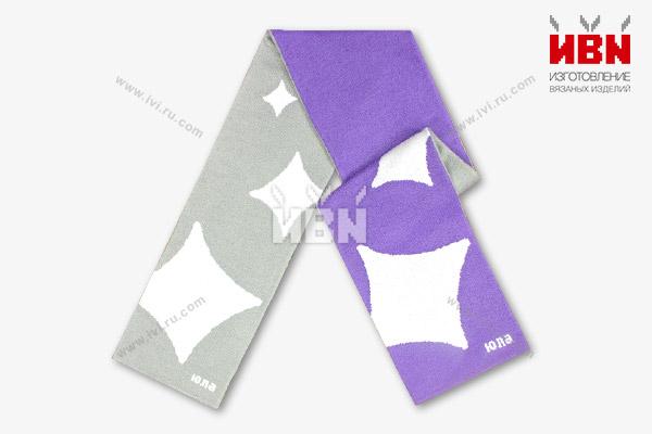 Шарф с логотипом ЮЛА