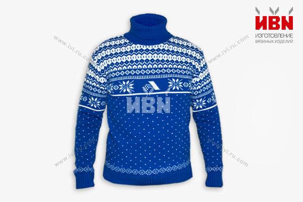 Вязаный свитер АПЗ